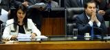 Denúncia da PGR contra Temer é lida na Câmara por Mariana Carvalho