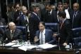Reforma trabalhista é aprovada no Senado com 50 votos favoráveis