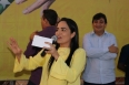 Juliana Roque permanece no cargo em Pimenta Bueno