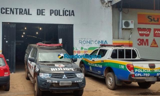 Quarteto é flagrado com drogas e arma na Zona Leste de Porto Velho