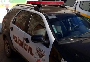 Policial reage a assalto, troca tiros com bandidos e é baleado