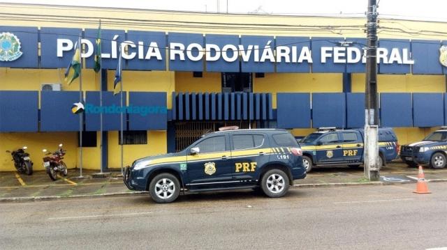 PRF registra 12 acidentes com uma morte e cinco feridos no fim de semana em Rondônia