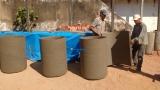 Fábrica de manilhas utiliza mão de obra de presos e produção reduz em até 40% custo de obras em RO