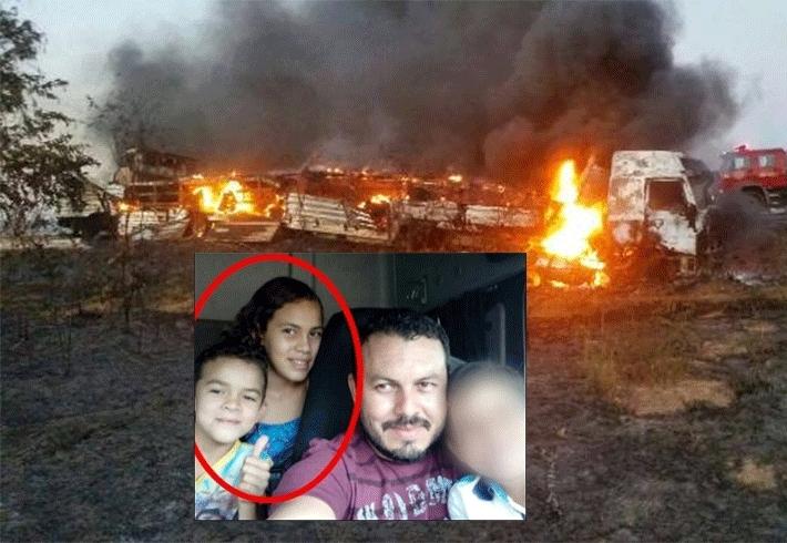 Três das quatro vítimas fatais de acidente na BR-364 eram da mesma família