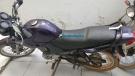 Cumprindo pena restritiva, dupla é presa com motocicleta roubada na capital