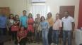 Ellis Regina se reúne com Comissão de Biomédicos e Bioquímicos de Porto Velho