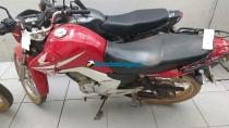 Foragido é preso com moto e carro roubados em Porto Velho
