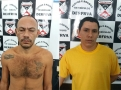 Família no crime: pai e filho são presos por roubo de motos