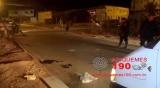 Homem é morto a tiros e outro fica ferido; ninguém foi preso