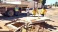 Prefeitura intervém em bueiros danificados para facilitar vida de deficientes em Porto Velho