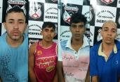 Quadrilha especializada em roubar veículos e trocar por drogas na Bolívia é presa