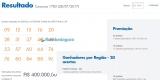 Aposta de Porto Velho leva mais de R$ 5, 7 milhões na Lotomania