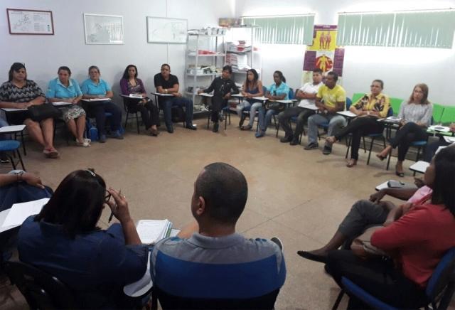 Prefeitura realiza audiência pública para elaborar Plano Municipal de Saúde