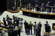 Siga ao vivo a sessão da Câmara Federal que analisa denúncia contra o presidente Temer