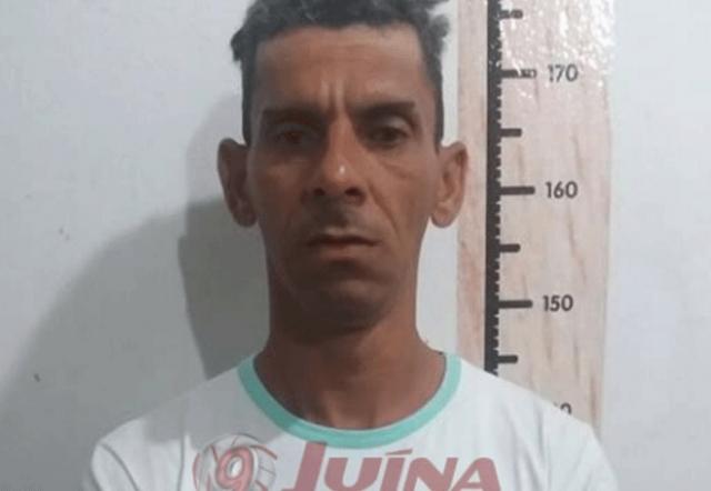 Assassino que bebeu sangue de vítima no Mato Grosso é preso em Rondônia