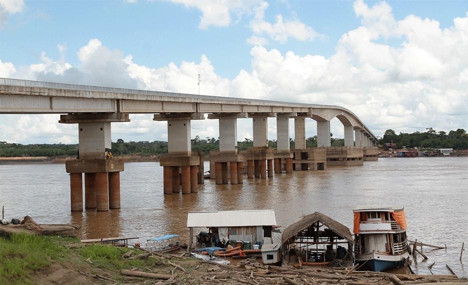 Dragagem do Rio Madeira, em Rondônia, eleva a capacidade de embarques no Brasil