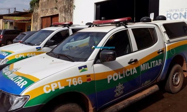 Foragido é preso após tentar roubar arma de vigilante de creche em Porto Velho