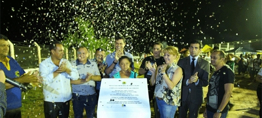 Show pirotécnico, emoção e organização marcam abertura do 26º Interdistrital em Jaci-Paraná