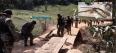 Batalhões da PM sofrem emboscada e são recebidos a tiros por invasores do Parque Estadual Guajará Mirim