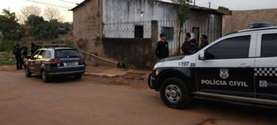 Policia Civil faz operação contra roubo e furto de carros em Rondônia e mais três estados