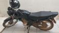 Vítima reconhece motocicleta roubada e jovem é preso por receptação