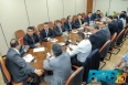 Garçon anuncia voto contra a reforma da Previdência
