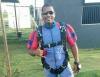 Clube garante que paraquedas de tenente do Exército abriu normalmente