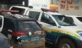 Jovem é preso após tentar esfaquear namorada e irmão em Porto Velho