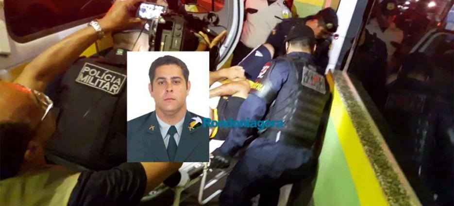 Bandidos tentam matar policial militar em Porto Velho