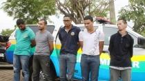 Polícia indicia sequestradores de gerente de banco; Bando usou dois cativeiros na ação criminosa