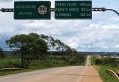 Governo Federal anuncia concessão da BR-364 entre Porto Velho e Comodoro