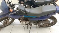 Com moto há um ano, homem alega não saber sobre a procedência de roubo