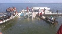 Número de mortos em naufrágio sobe para 10 no Pará