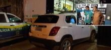 Polícia prende dupla horas depois de roubo de carro em Porto Velho
