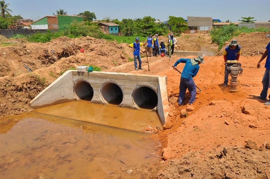Prefeitura de Ji-Paraná avança na substituição de pontes de madeira