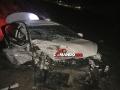 Ao desviar de animal na pista, médicos se envolvem em grave acidente da BR-364