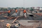 Viaduto da Três e Meio deve ser concluído no final de outubro