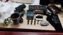 Dupla é presa com droga e revólver na Zona Sul de Porto Velho
