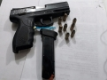 Homem é preso com arma após ameaçar cliente de conveniência em Porto Velho