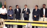 Maurão de Carvalho é empossado governador de Rondônia