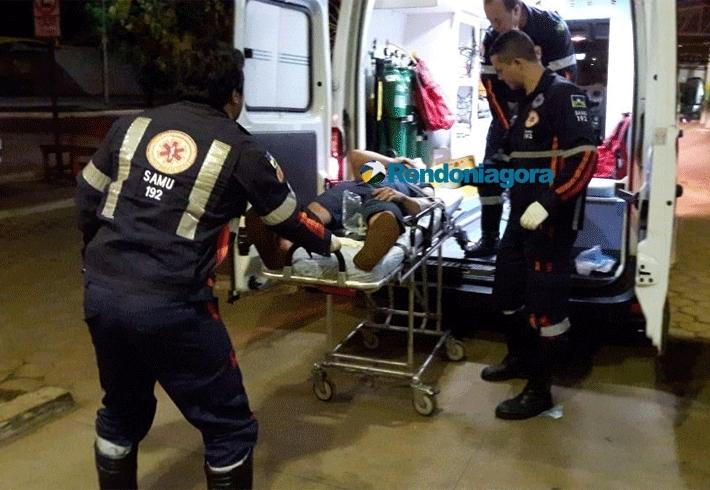 Criminosos atiram na cabeça de vítima após roubar celular, em Porto Velho