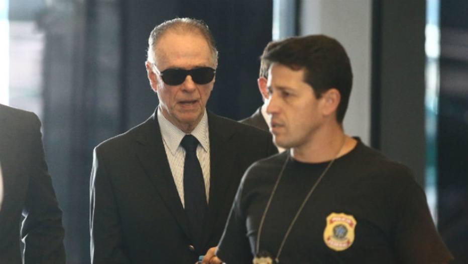 PF prende presidente e ex-diretor do Comitê Olímpico do Brasil