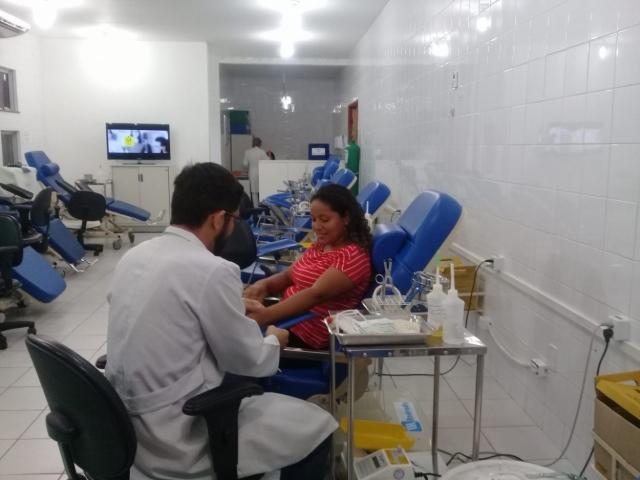 Na semana da criança, Fhemeron faz apelo aos adultos para doação de sangue