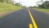 Recuperação da BR-364 entre Jaru e Ouro Preto em fase de conclusão; Mosquini elogia qualidade da obra