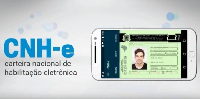 Detran quer incluir Rondônia no sistema de CNH Digital até o final deste ano