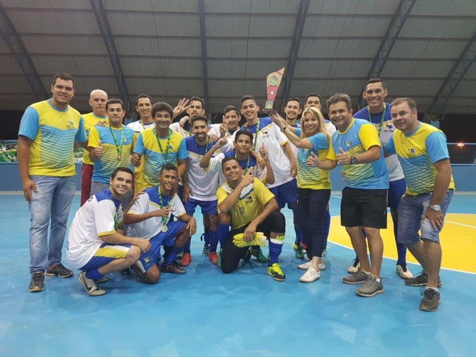 Após 32 anos, Porto Velho é campeão do JIR 2017