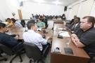 Comissão para tratar da Regularização Fundiária recebe membros da Suder, Terra Legal e Incra