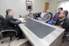 Maurão recebe pedido para que interceda pela contratação de emergenciais da Sejus