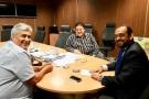 Laerte Gomes anuncia mutirão de saúde da Policlínica Oswaldo Cruz em Ji-Paraná