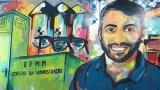 Márcio Oliveira tem seu Projeto de Grafite aprovado pela Câmara